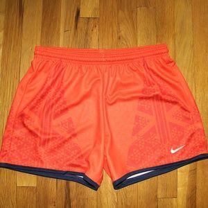 NEW Nike Syracuse Orange Lacrosse Shorts Women's M